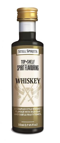 SS Top Shelf Whiskey