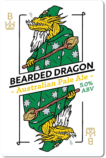 Bearded Dragon Aussie Pale Ale [All Inn Brewing Fresh Wort]