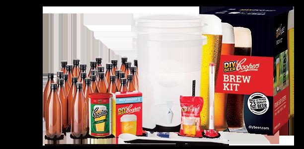 Coopers DIY Beer Brew Kit [Starter Kit]