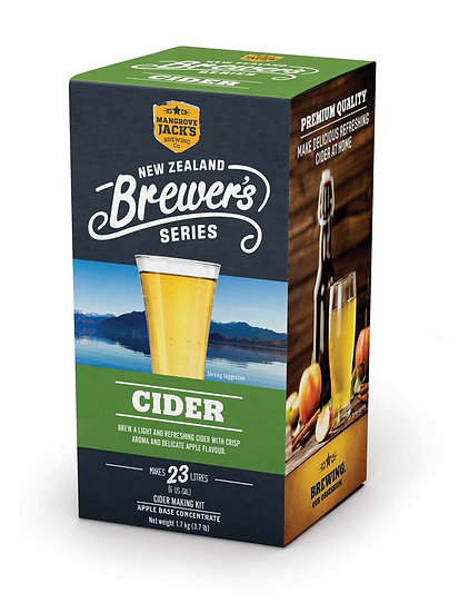 APPLE CIDER [NZ BREWER'S SERIES]