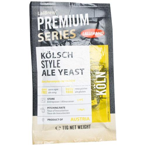 KÖLN / KÖLSCH (Premium Kolsch Style Yeast) Yeast [11g]