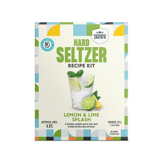 Lemon & Lime  [Hard Seltzer]