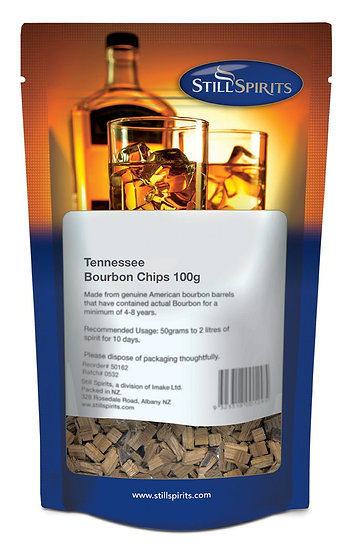 TENNESSEE BOURBON CHIPS 100G [STILL SPIRITS]