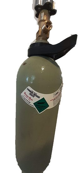 REFILL CO2 GAS CYLINDER 2.6KG ALL MAJOR BRANDS