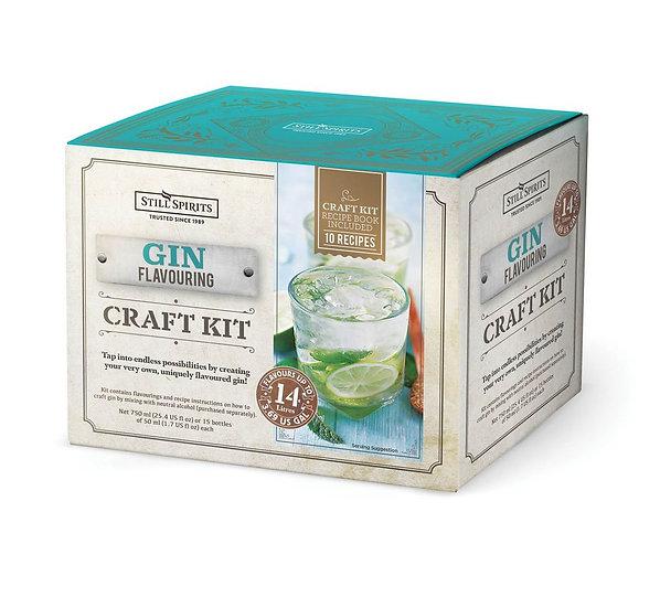 Gin Flavouring Craft Kit [Gin Kit]