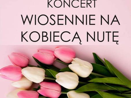 Dzień Kobiet, dzień kobiet niech każdy się dowie...