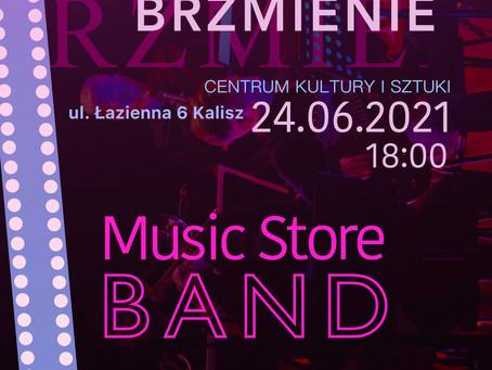 """""""Integralne Brzmienie""""- z Music Store Band"""