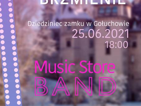 """""""Integralne Brzmienie"""" w Gołuchowie - Music Store Band"""