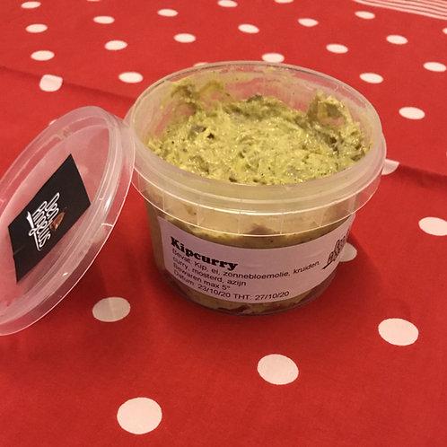 Kipcurry salade 200gr