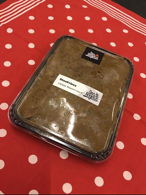 Stoofvlees met bruin bier1 kg