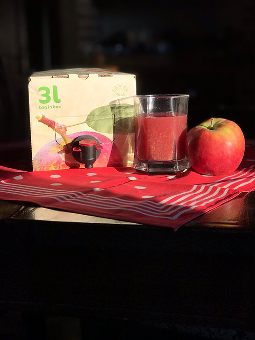 Appel - kersensap 3L