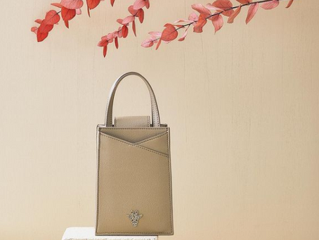 Amaré Antwerp: The Successful Brand That Makes Stunning Vegan Handbags From Cactus Leather