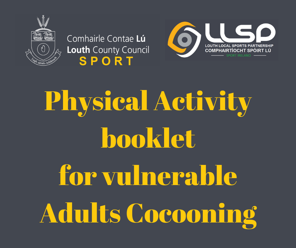 Physical activity booklet
