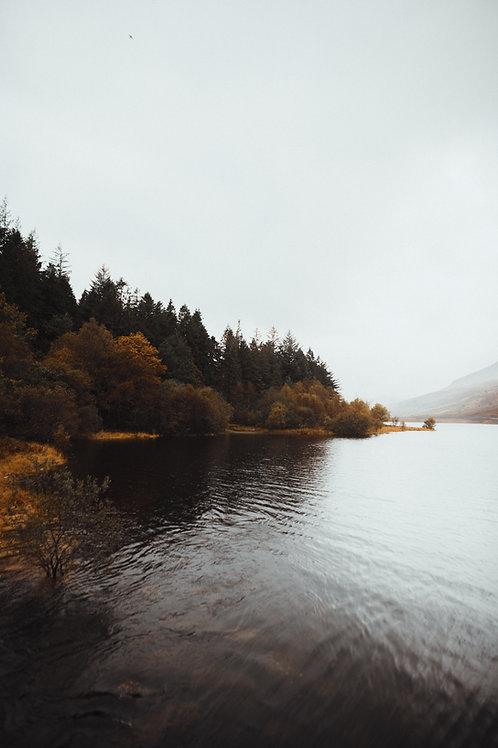 Snowdonia swim/ hike adventure