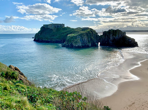 Pembrokeshire Swim Adventure Weekend