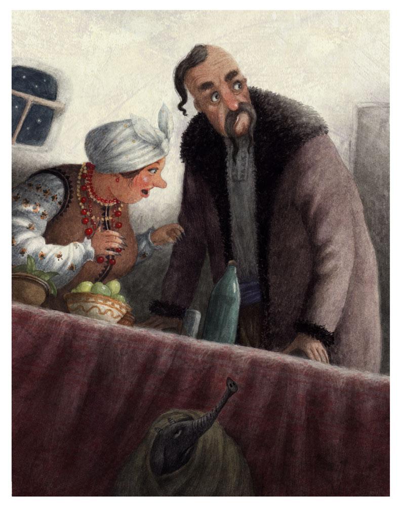 Н. Гоголь