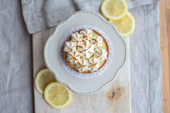 Le French Dad Lemon Tart