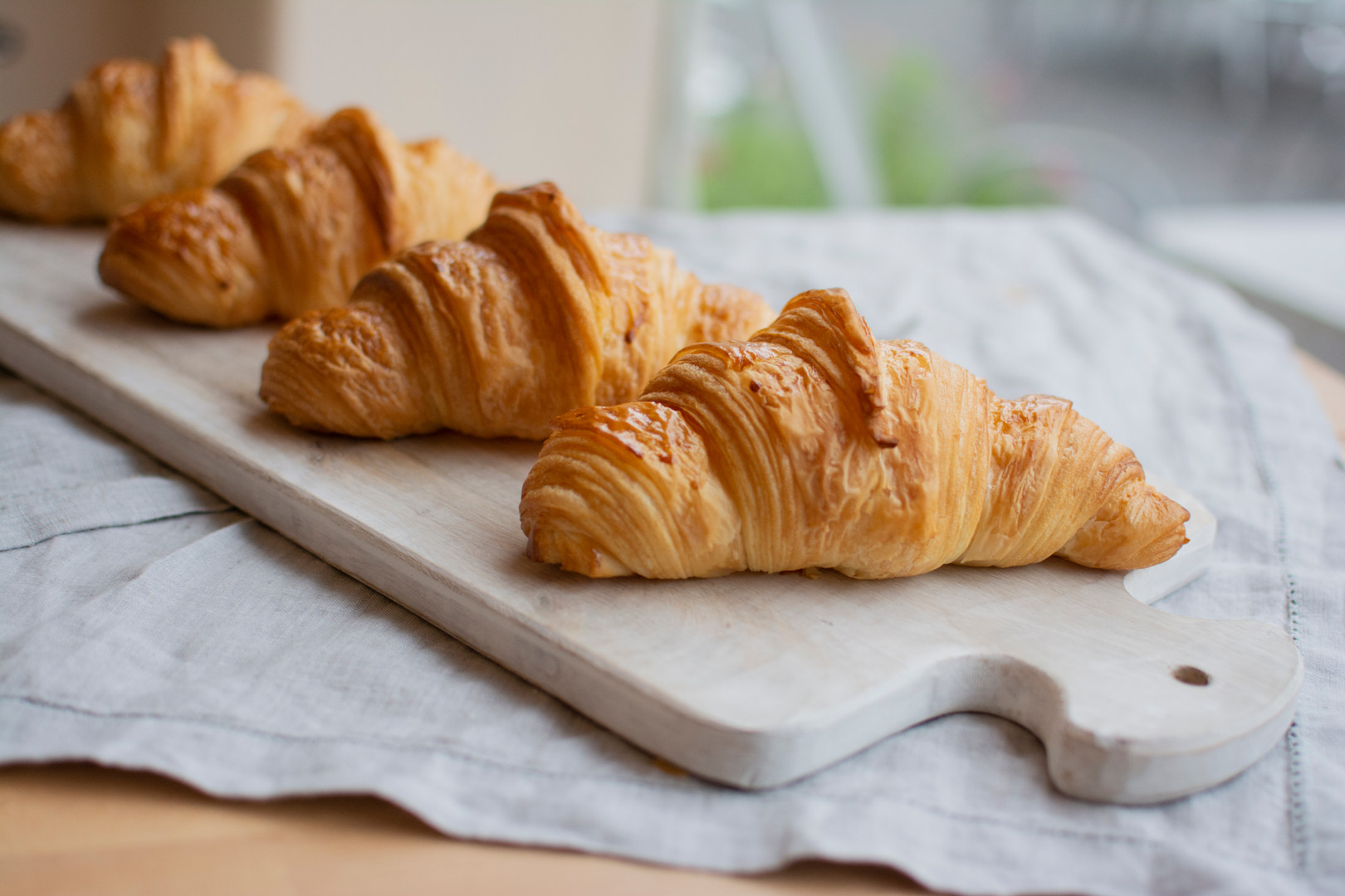 Le French Dad Croissants