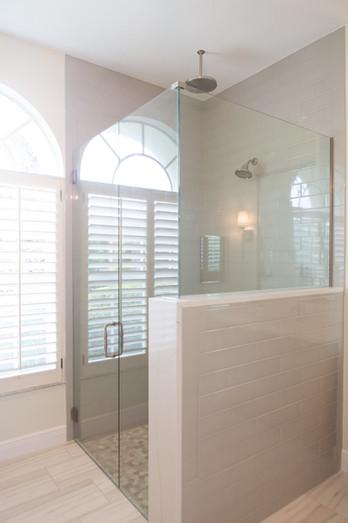 Scrub a Dub Shower