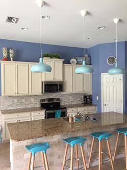 Aqua Kitchen Dream