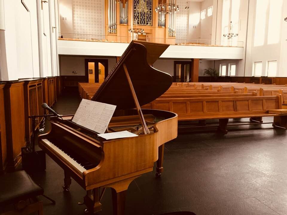 Klavier und Gesangsunterricht Düsseldorf