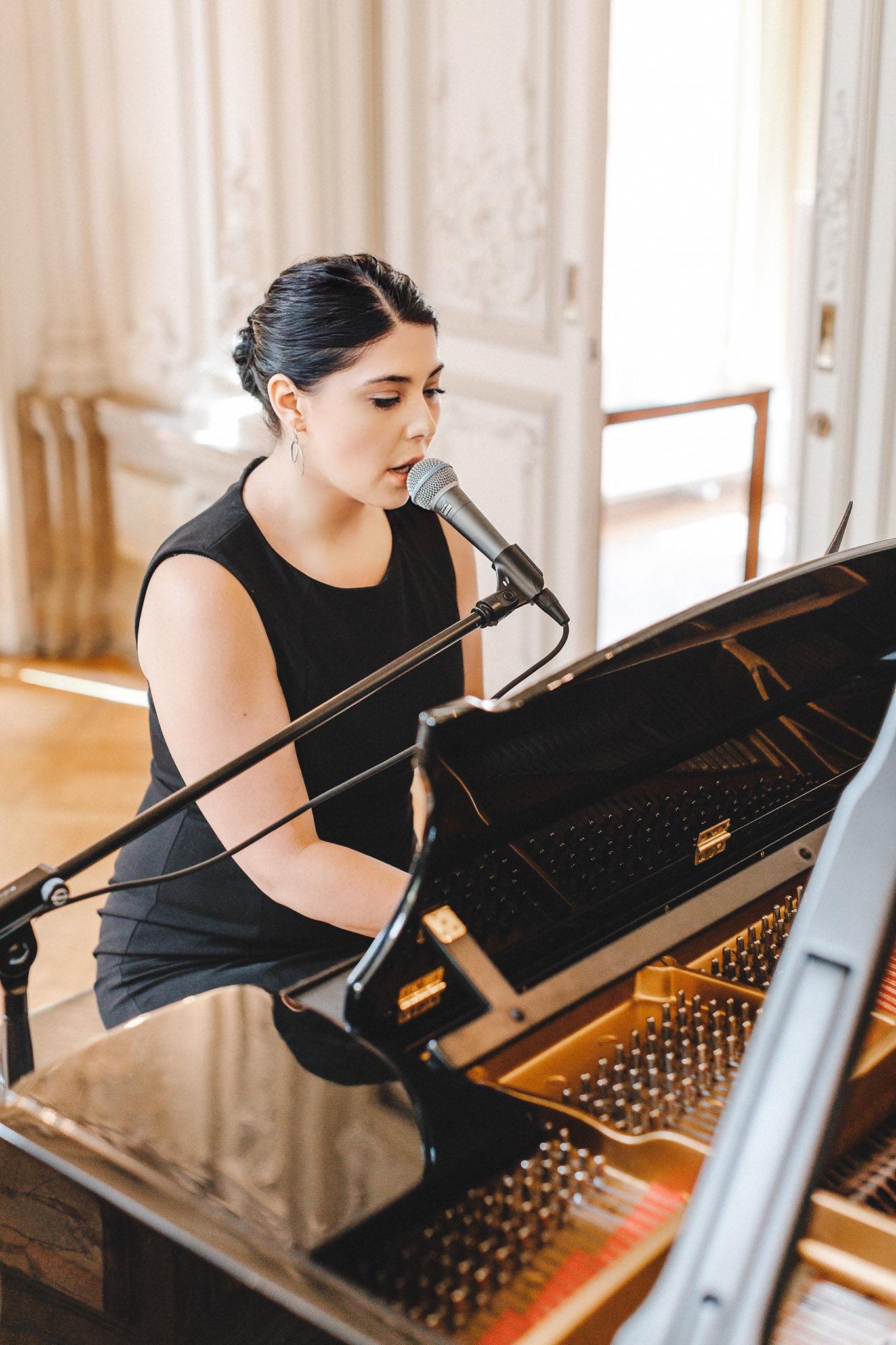 Sängerin Hochzeit Eileen