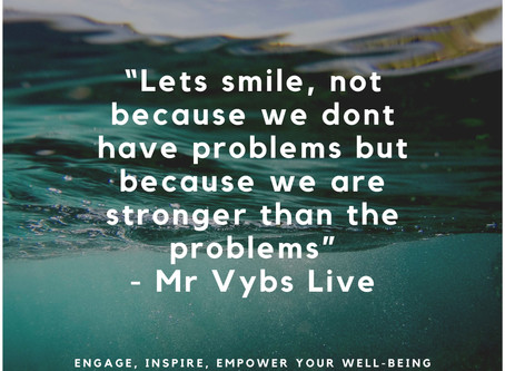 The Power of a Smile in these Challenging Times