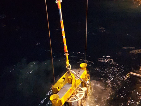 Subsea lifting operation