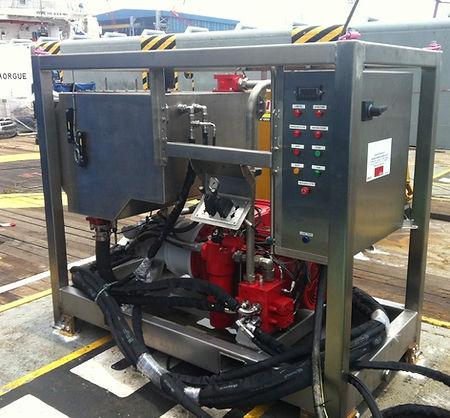 High Pressure HPU Hydraulic