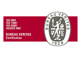 BV Certification ISO 9001, 14001, 4501