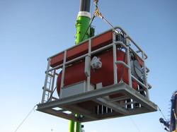 Hyperbaric Rescue Capsule HRC