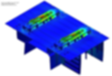 Finite Element Analysis Hyperbaric Evacuation Recovery