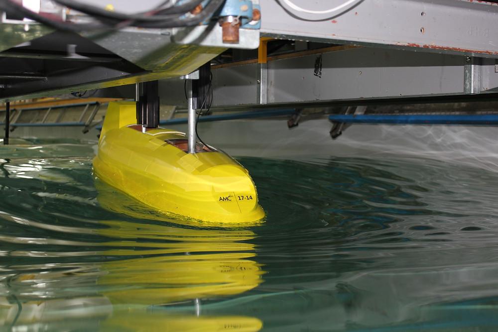 SPHL Seakeeping trials
