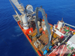 A-frame for subsea recovery