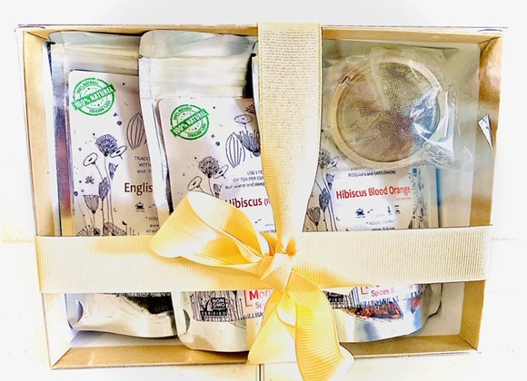 Mothers Day Tea Gift Set (Medium 4oz)