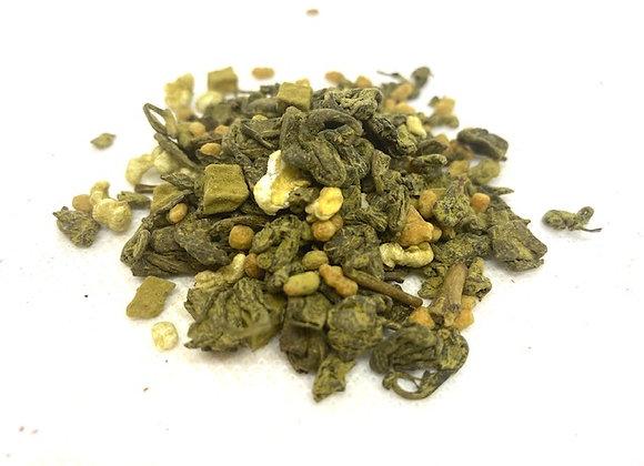 Green Tea Pineapple Matcha