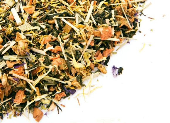Mayan Mate Tea