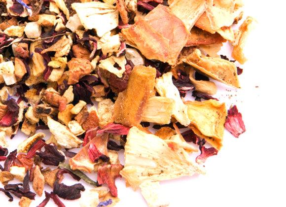 Mango Hibiscus Tea