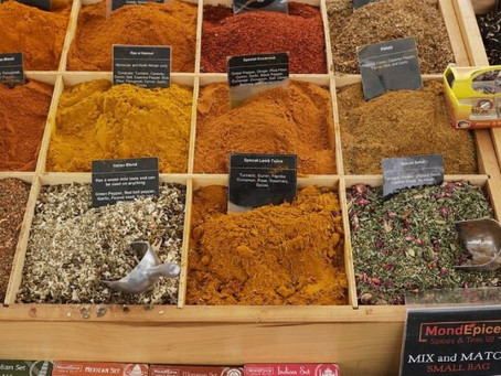 The history to our passion for teas, spices and flavors