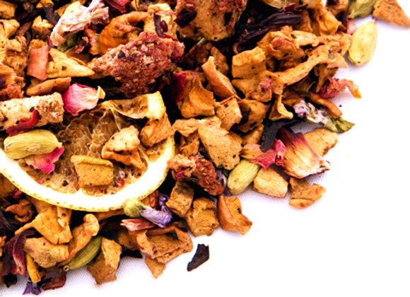 Strawberry Hibiscus Tea