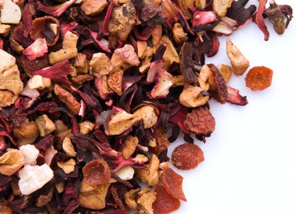 Piña Colada Hibiscus Tea