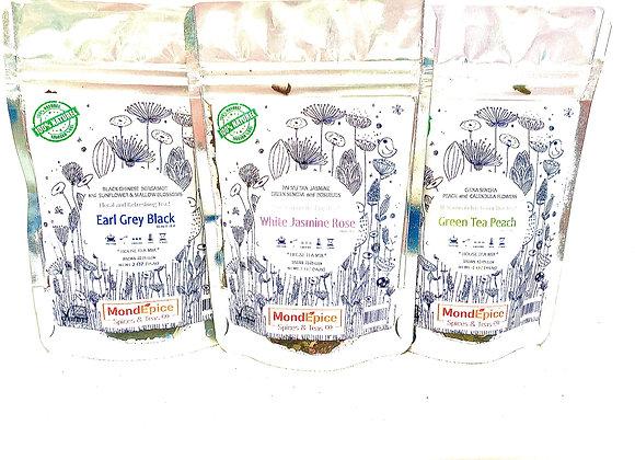 Favorite Tea Trio