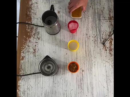 Get Recipe for Iced Golden Milk