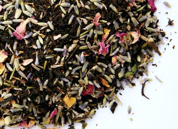 BLACK TEA LAVENDER ROSE