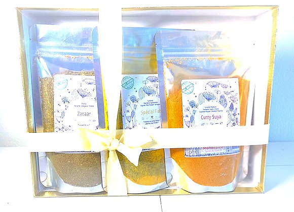 Mothers Day Spices Gift Set (Medium 4oz)