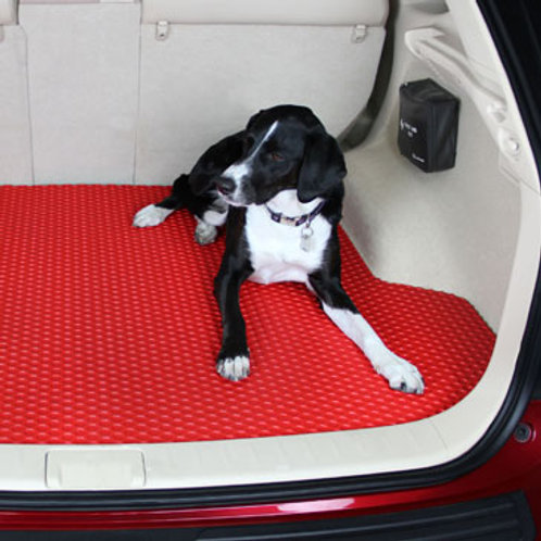 Rubbertite Trunk or Cargo Area Mat - Pick From 13 Colors!