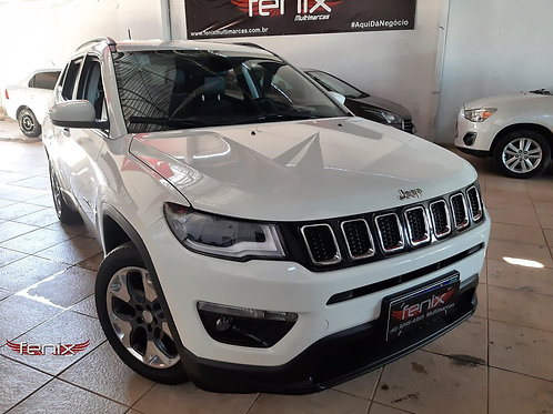 Jeep Compass 2.0 Longitude - 2019/20