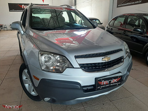 Chevrolet Captiva 2.4 16v Aut - 2011/12