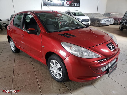 Peugeot 207 Hatch XR 1.4 8v - 2012/13