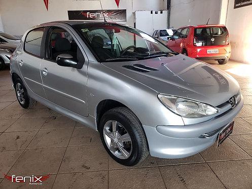 Peugeot 206 Sensation 1.4 8v - 2008/08